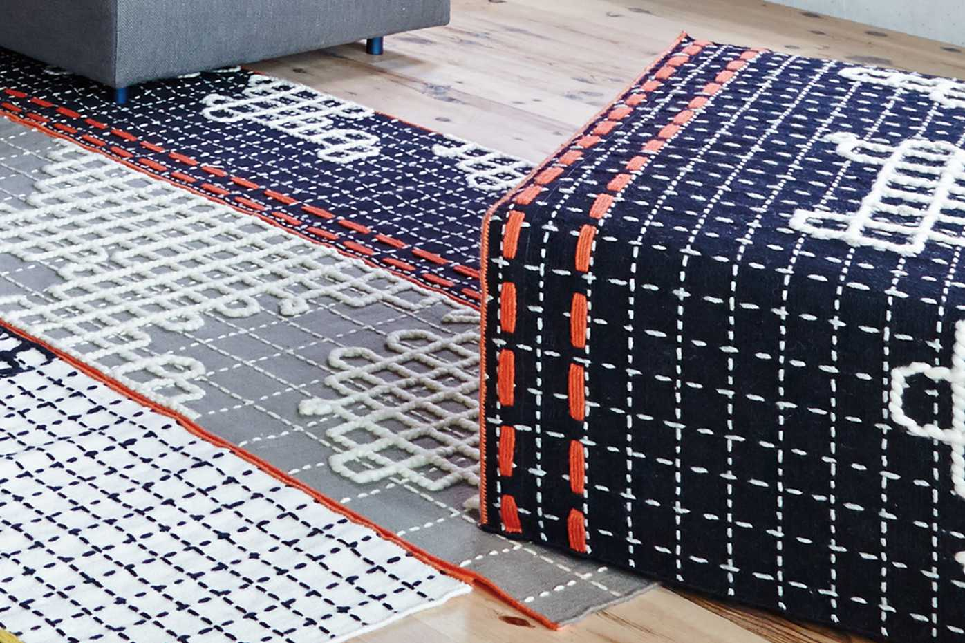 Bandas Pouf by Gan Rugs product image 6
