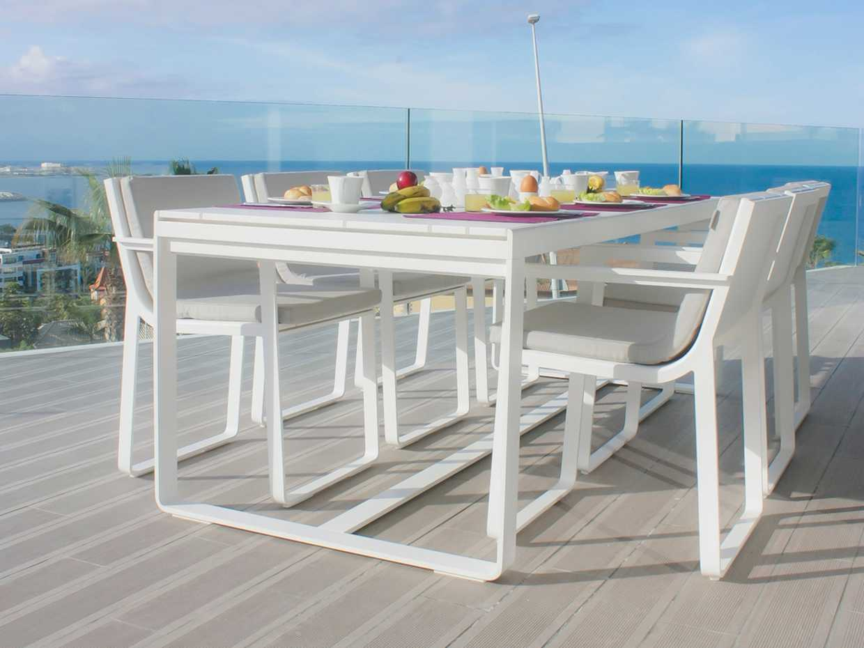 Flat high Table - Flat by Gandia Blasco product image 1