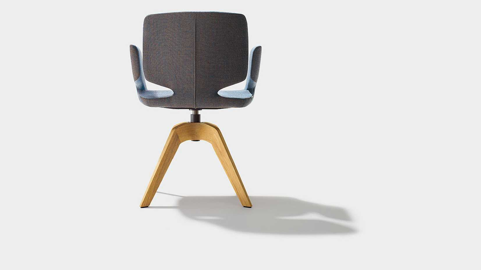 Aye Swivel Chair by Team 7 product image 1