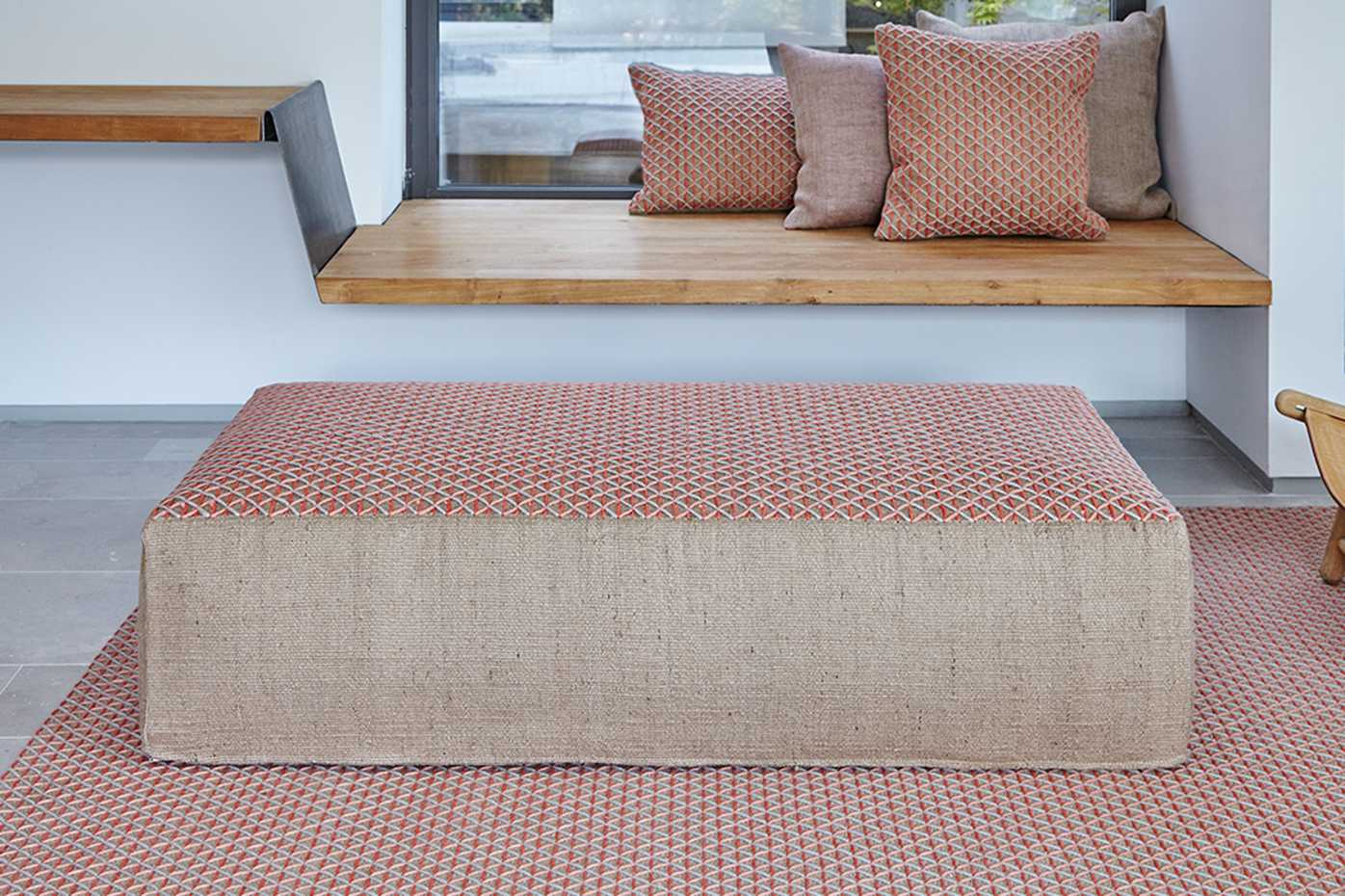 Raw Poufs by Gan Rugs product image 3