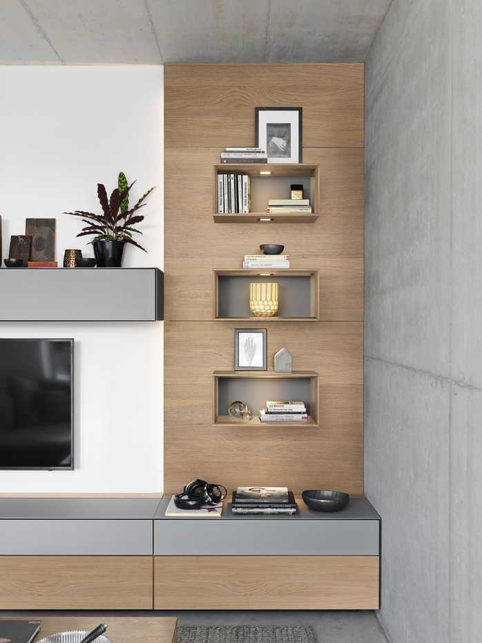 Cubus Pure Wall Unit by Team 7 product image 2