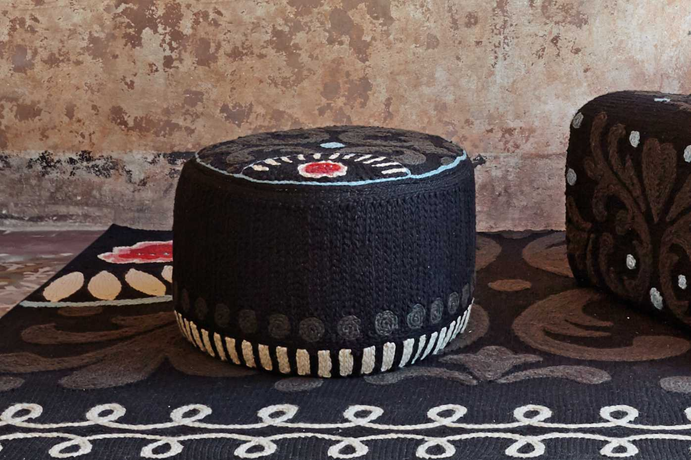 Goyescas Pouf by Gan Rugs product image 1