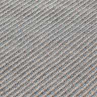 GL Rug Diagonal Almond - Blue