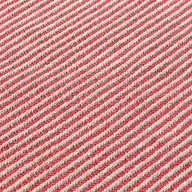 Gl Rug Diagonal Almond - Red