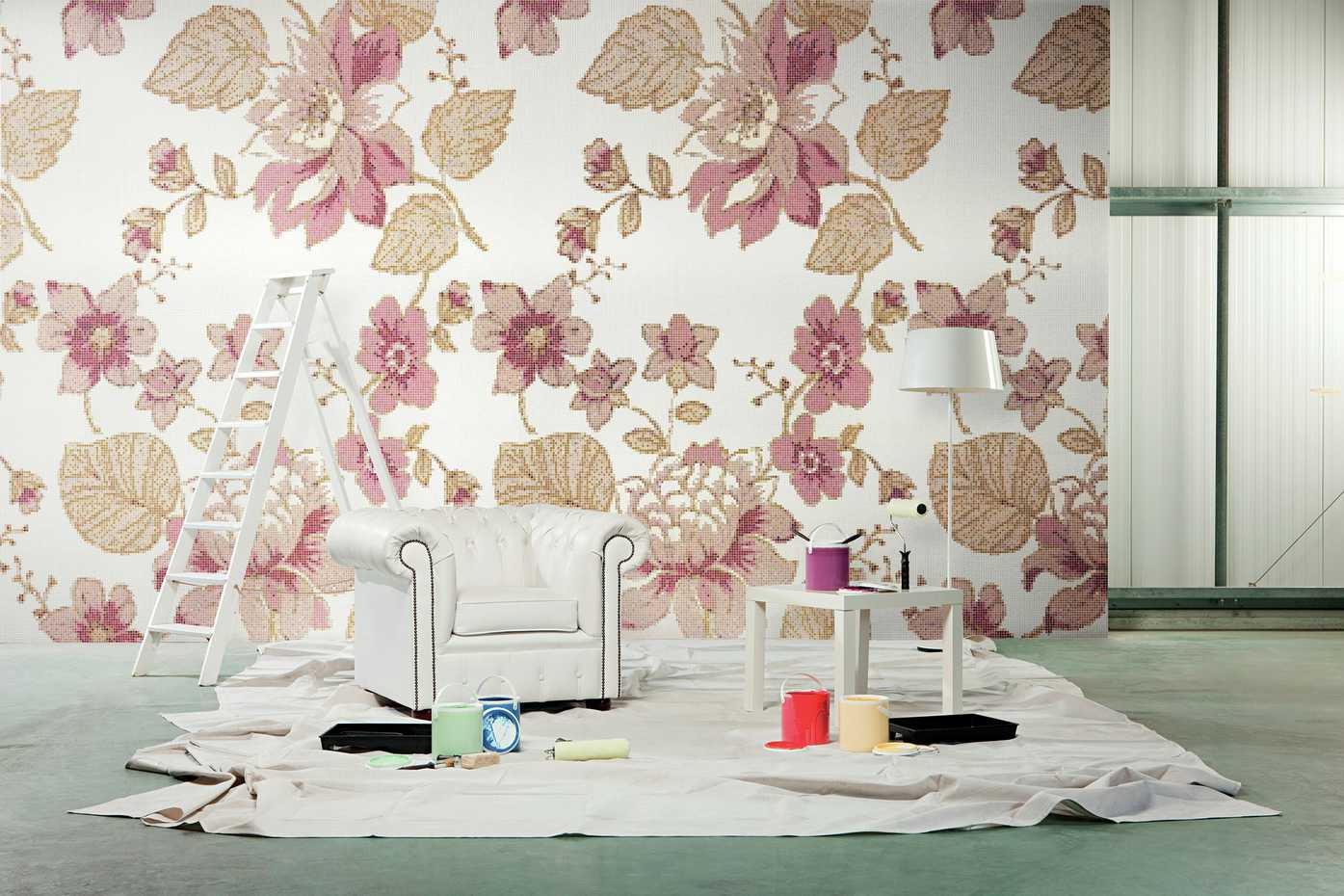 Decorations Flora  by Bisazza product image 1