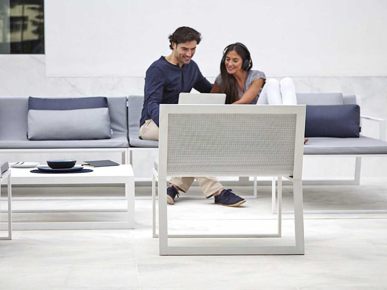 Blau Modular Sofa by Gandia Blasco product image 1