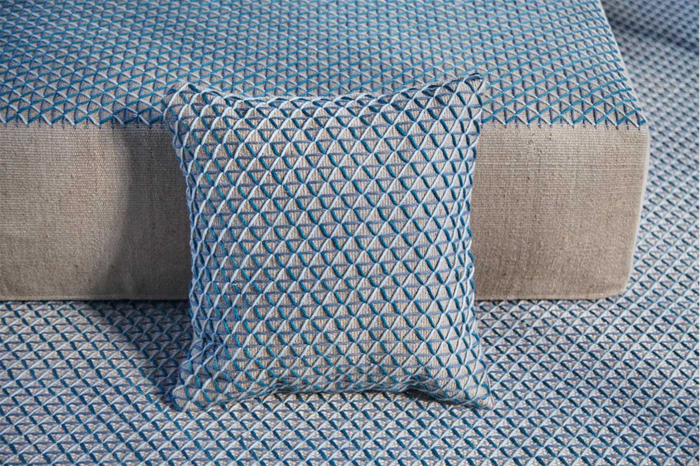 Raw Cushions  by Gan Rugs product image 5