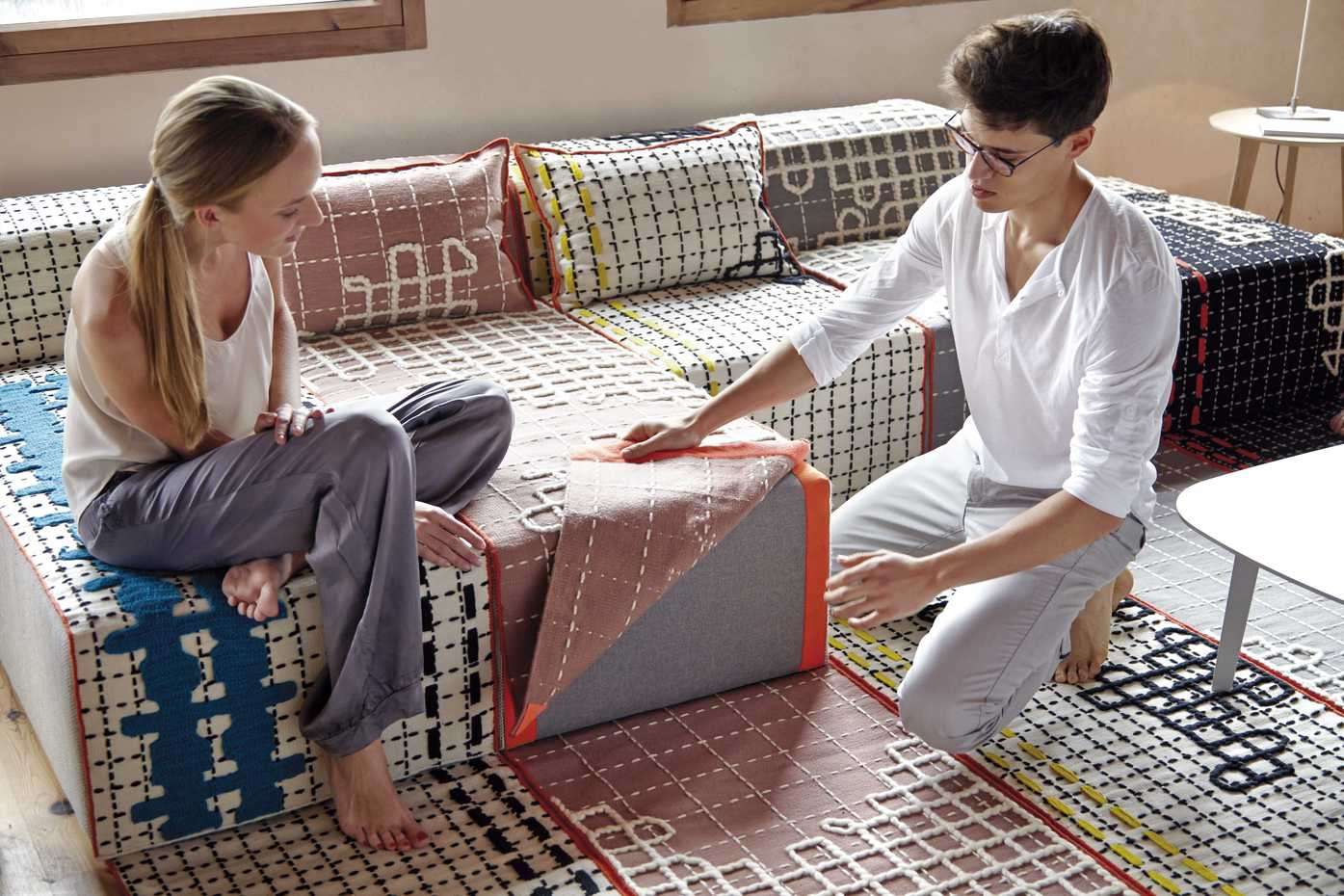 Bandas Space by Gan Rugs product image 4