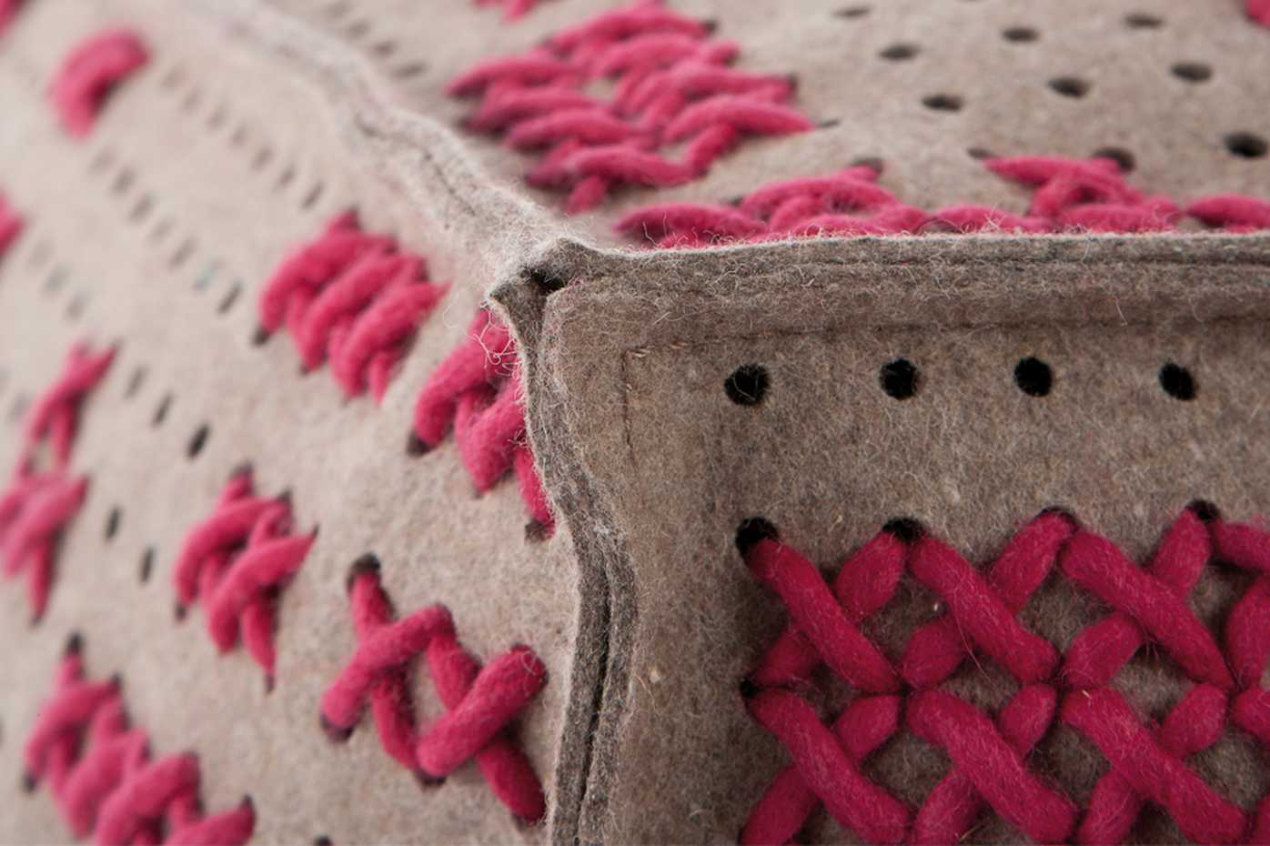 Canevas Poufs by Gan Rugs product image 2