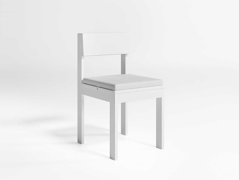 Salada Chair - Na Xemena by Gandia Blasco product image 4