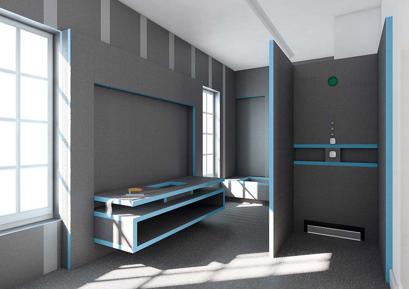 Shower & Spa Systems by Wedi  product image 1