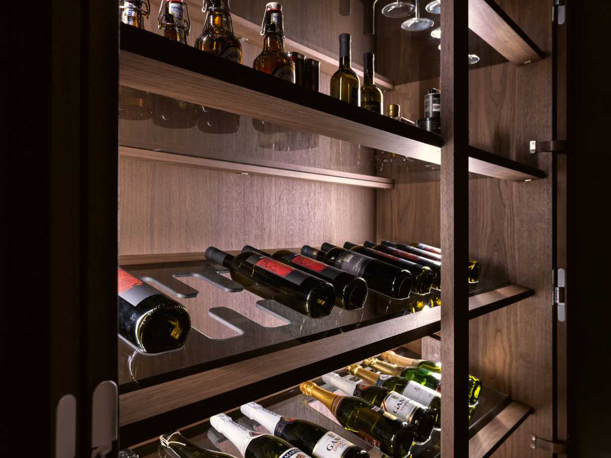 Kubica Cabinet by Pedini product image 2