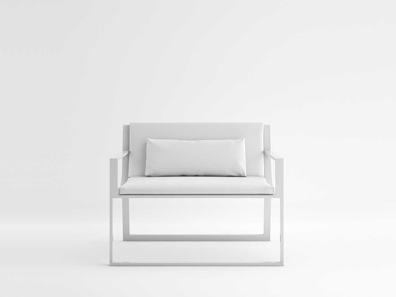 Blau Low Armchair by Gandia Blasco product image 1