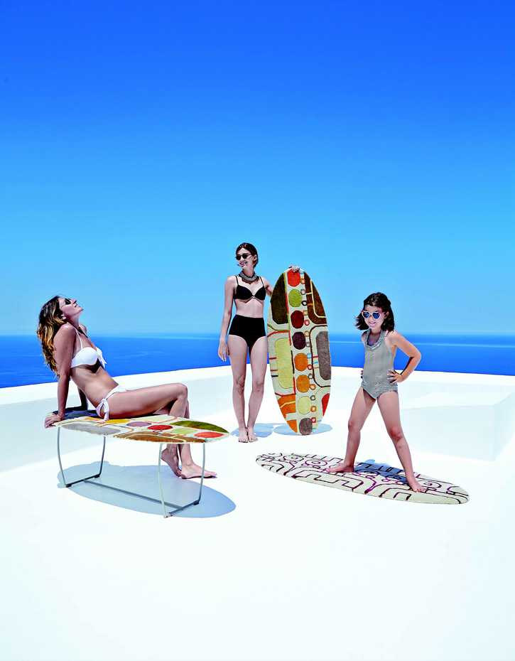 Surf Bench by Gan Rugs product image 2
