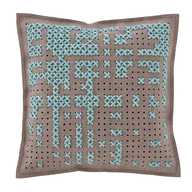 Canevas Cushion Blue