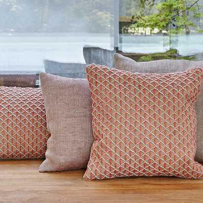 Raw Cushions