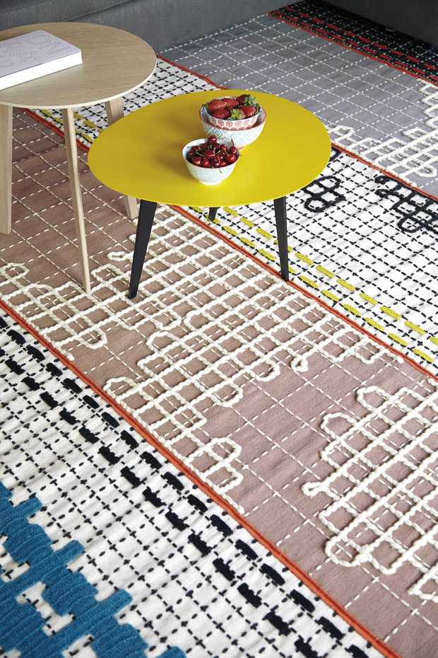 Bandas Space by Gan Rugs product image 5