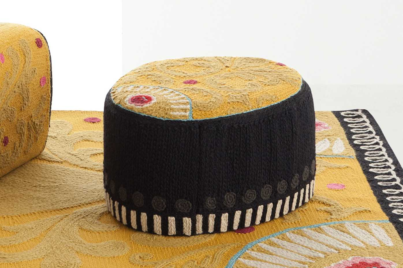 Goyescas Pouf by Gan Rugs product image 2