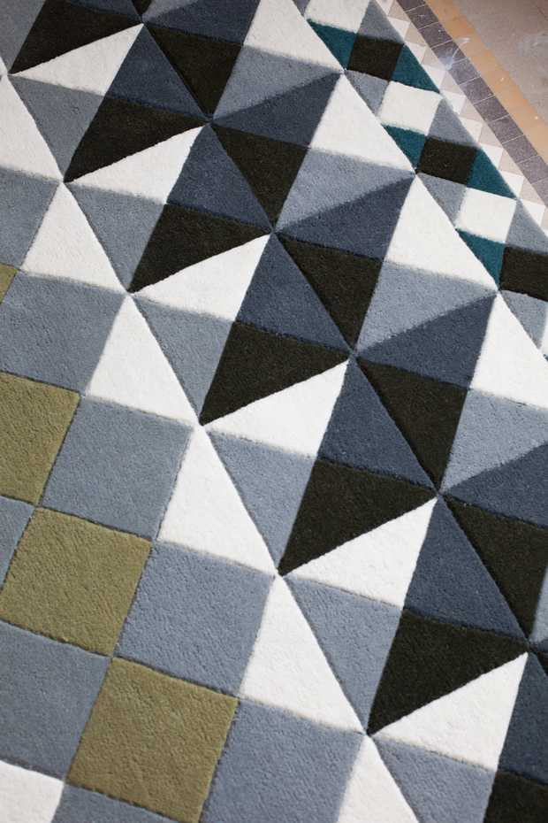 Mosaiek - Hand Tuffted by Gan Rugs product image 1