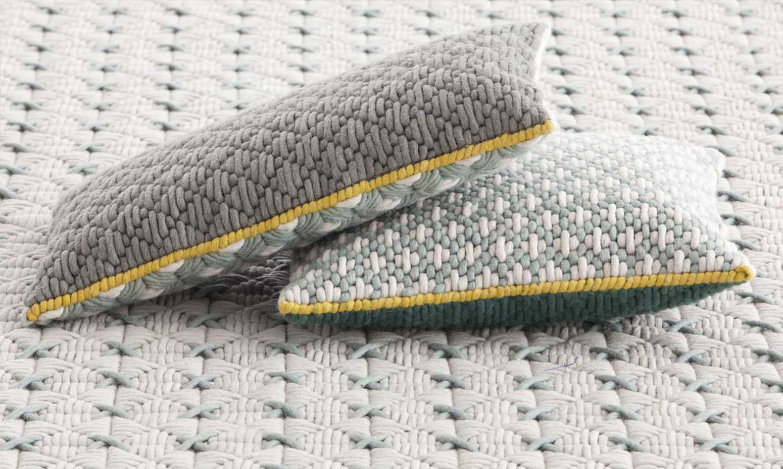 Silai Cushions by Gan Rugs product image 3