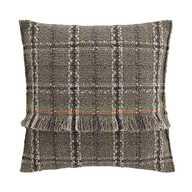 GL Big Cushion Tartan Green
