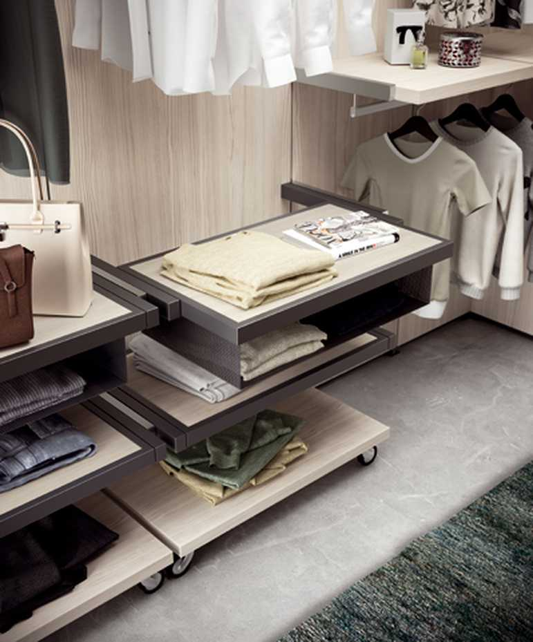 Rack Walk-in Wardrobe by Mercantini product image 6
