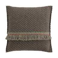 GL Big Cushion Diagonal Aloe - Grey