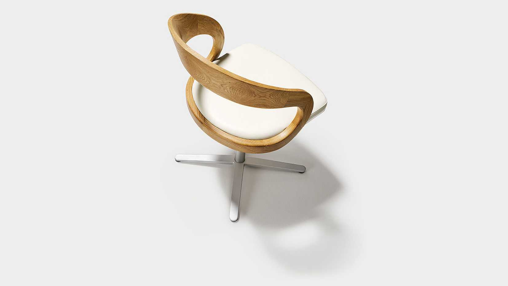 Girado Star Base Chair by Team 7 product image 3