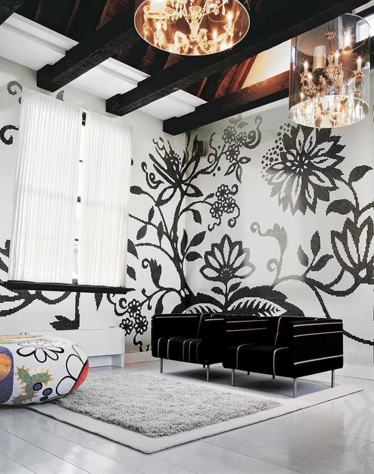 Decorations Flora  by Bisazza product image 6