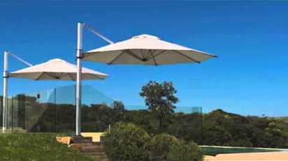 Cantilever (Side Post) Umbrellas