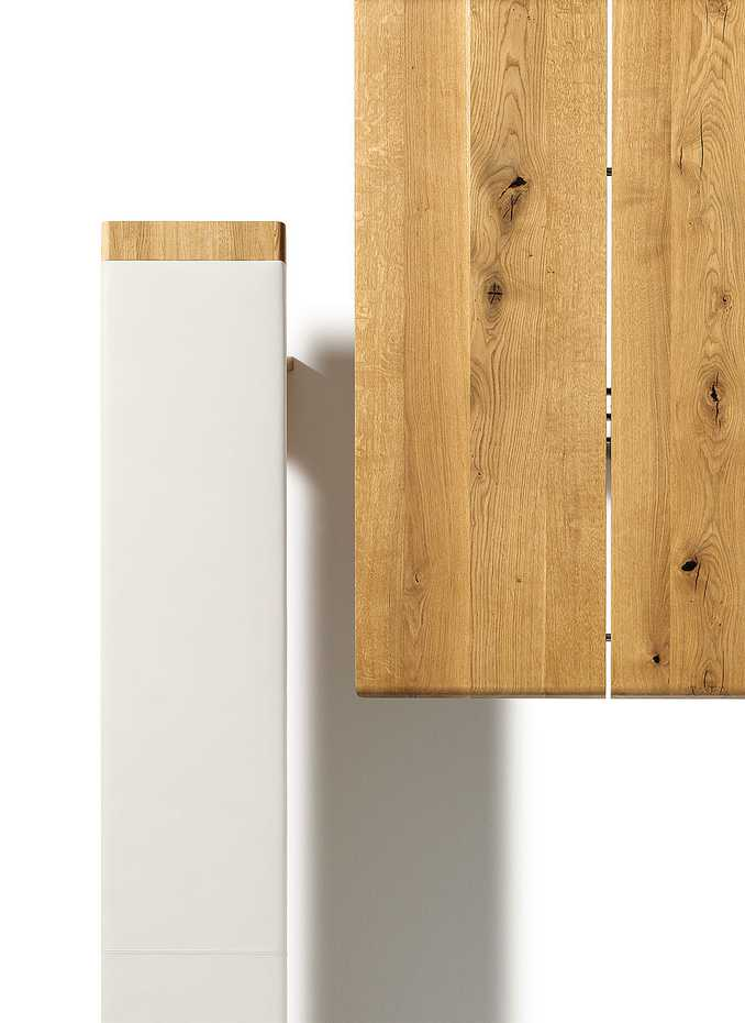 Nox bench Wooden Panels by Team 7 product image 5