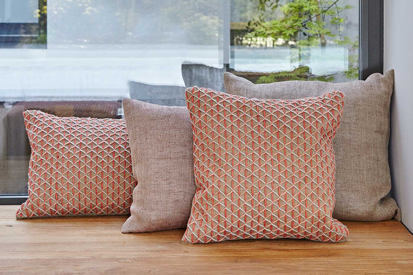 Raw Cushions  by Gan Rugs product image 1