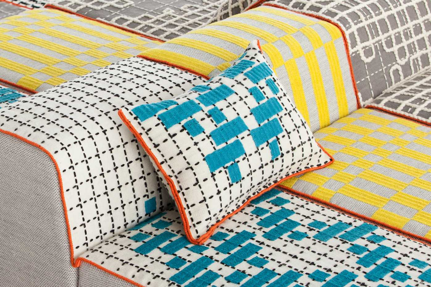 Bandas Cushions by Gan Rugs product image 3