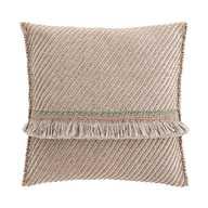 GL Big Cushion Diagonal Almond - Ivory