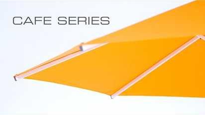Cafe Series Umbrellas