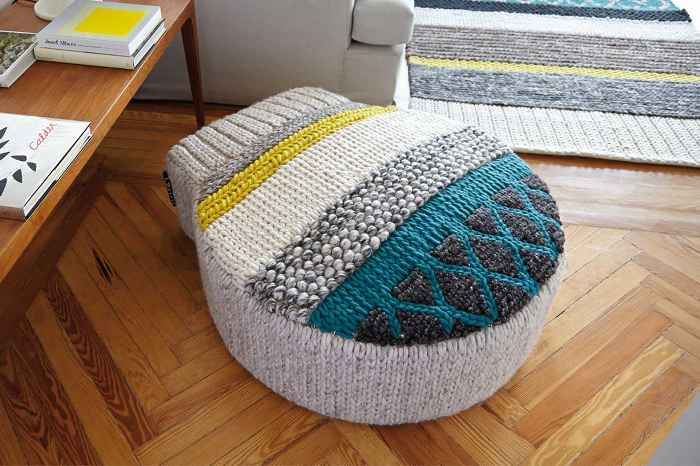 Mangas Original Poufs by Gan Rugs product image 5