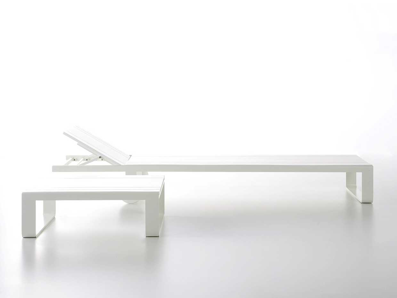 Flat Table Chaiselongue - Flat by Gandia Blasco product image 3