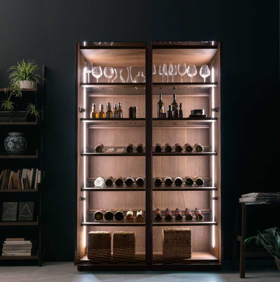 Kubica Cabinet by Pedini product image 4