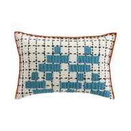 Bandas Space Cushion C Turquoise