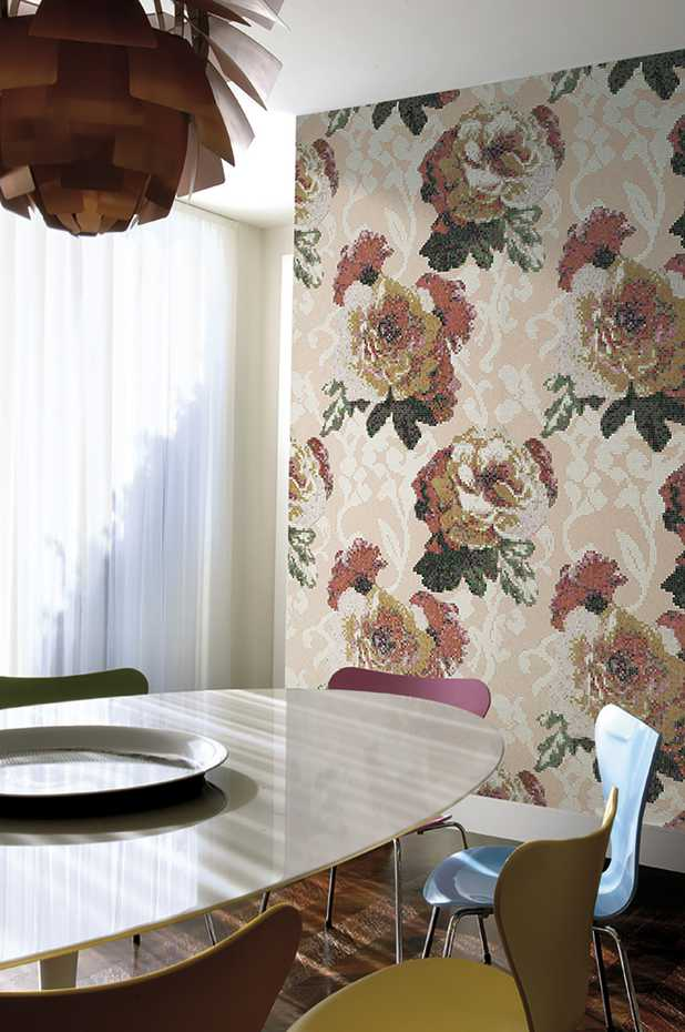 Decorations Flora  by Bisazza product image 3