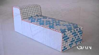 Bandas Chaise Lounge