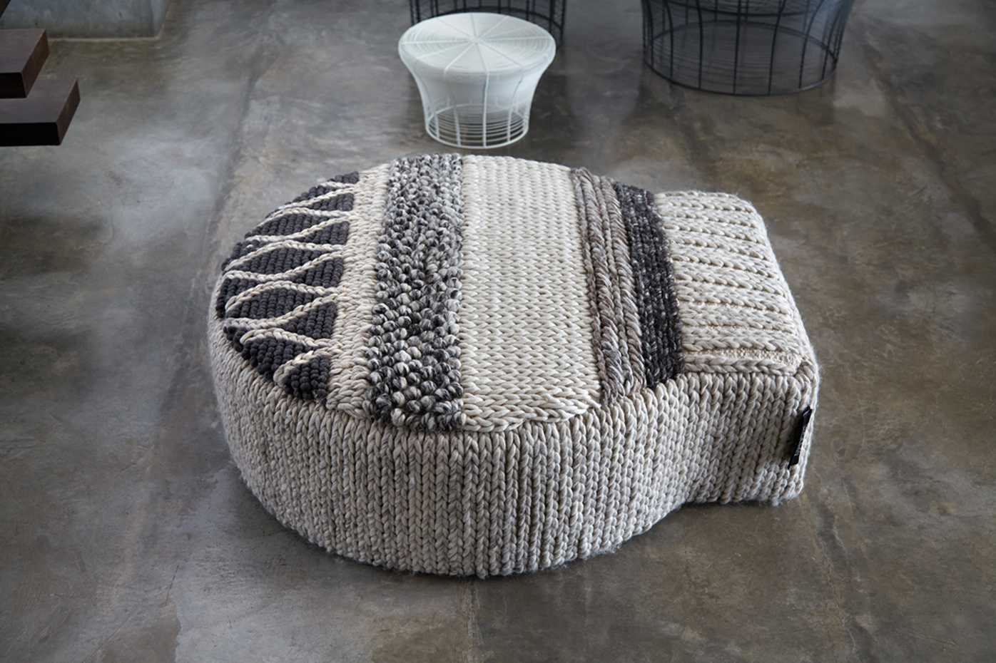 Mangas Original Poufs by Gan Rugs product image 1