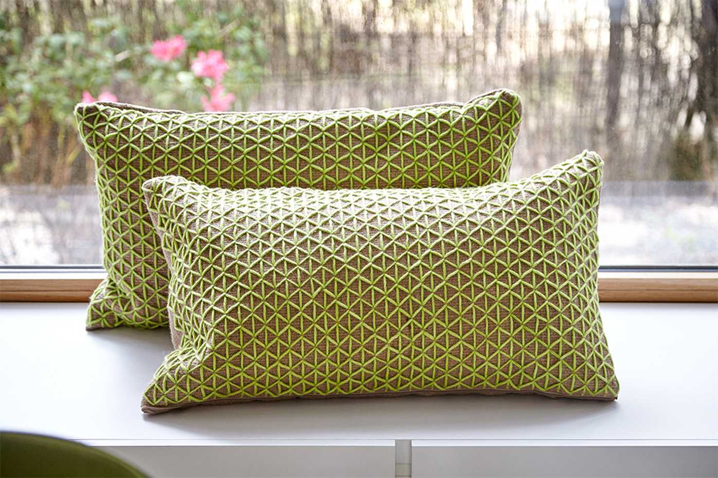 Raw Cushions  by Gan Rugs product image 3