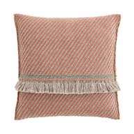 GL Big Cushion Diagonal Almond - Peach