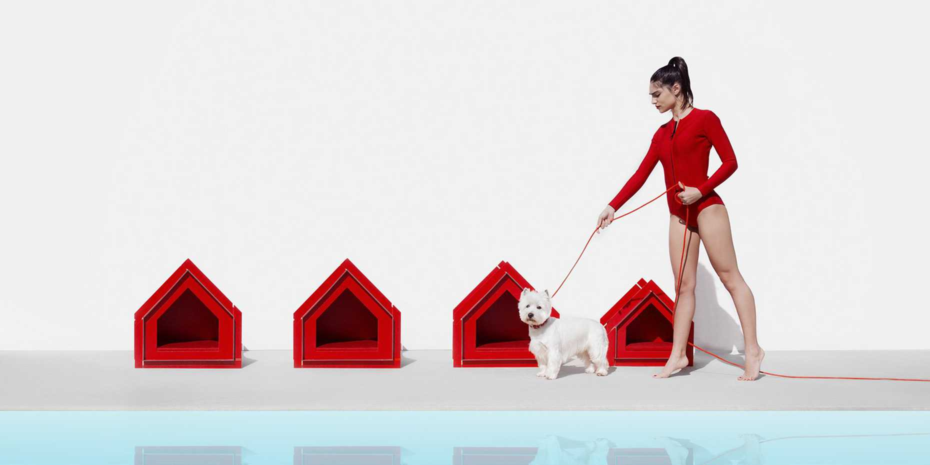 Touffu Pet House by Diabla Outdoor product image 3