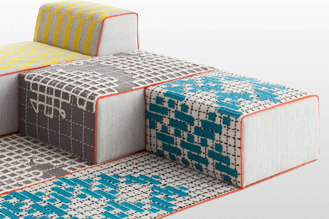 Bandas Pouf by Gan Rugs product image 2